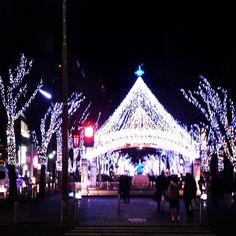 Christmas in Japan!