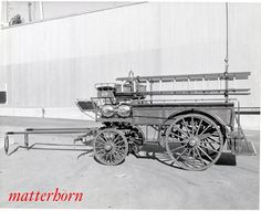 fire wagons