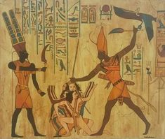 Ancient Egyptian Clothing, Egyptian Art, African Life, African American History, Black Art Pictures, Old Pictures, Black Royalty, Black History Facts, Ancient History