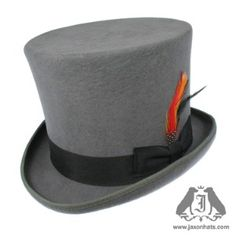 All wealthy men people would wear tophats so would Pip