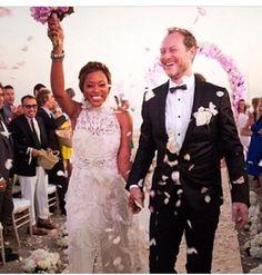 Eve Married Maximillion Cooper in Lavish Style in Ibiza,Spain