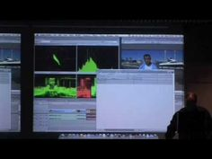 Final Cut Pro Colour Grading Seminar by Peter Cave (Part 5 of 9) - YouTube