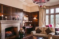 Lough Eske Castle Hotel & Spa - a weekend of relaxation and tranquility in Donegal West Coast Of Ireland, Red Rooms, Hotel Spa, Castle, Relax, Lounge, Luxury, Donegal, Home Decor