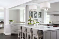 Kristin Peake Interiors - Kitchen