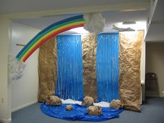 Mom's Best Nest: My Victoria Falls VBS Room