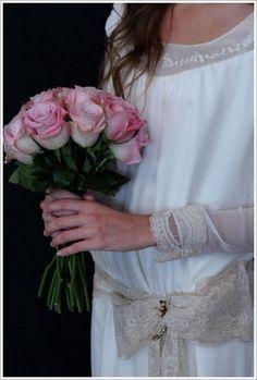 {Love Notes}. El blog de bodas de Vintage & Chic: {Helena Mareque y sus ejercicios de estilo}