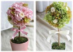 【作品の特徴】 ピンクと、グリーン&ホワイトのトピアリーの2点セット。 セットにつき、花器はおそろいの物に変更予定。 * 1からの制作になりますので、10日ほ... ハンドメイド、手作り、手仕事品の通販・販売・購入ならCreema。
