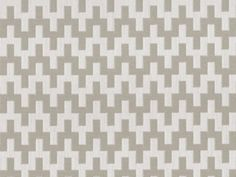 Perennials Outdoor Fabrics - Zigzag in Dove