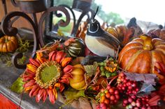 Texas Chic Interiors - Happy Fall Y'all!