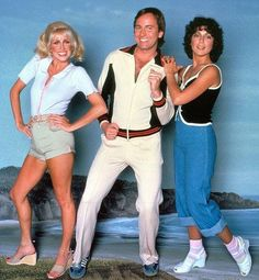 Three's Company - Suzanne Somers, John Ritter and Joyce DeWitt 1970s Tv Shows, Old Tv Shows, Children Of The Revolution, John Ritter, Funny Cartoon Pictures, 3d Cartoon, Cartoon Characters, 80s Tv, Classic Comedies