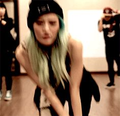 Nari Wassup Dance Practice GIF
