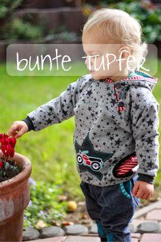 Bunte Tupfer: Letz Knöpf #1