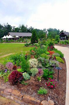 Botanical Garden of the Ozarks | Fayetteville, Arkansas | May time