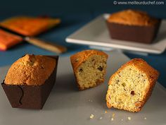 Mini cake aux noisettes
