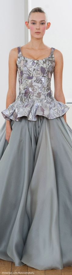 Julien Fournie Couture | Spring 2014: wearable fairytales
