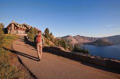 Crater Lake Lodge, Oregon