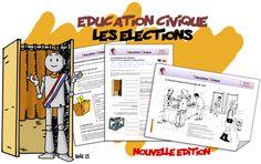 CM EDUCATION CIVIQUE : LES ELECTIONS