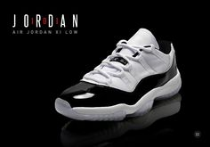 Jordan 101: The Air Jordan XI (11) Retro 'Low'