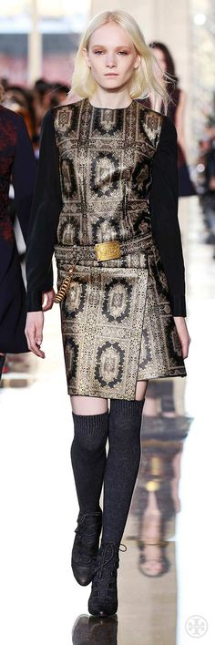 Tory Burch Fall 2014: Look 19 #toryburch #toryfall14  #nyfw