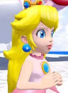 Princess Peach Sunshine 3 Princess Daisy, Super Mario, Peanuts, Bowser, Trains, Nintendo, Sunshine, Friends, Disney