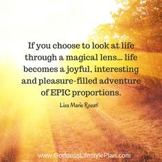 Pictures Of Life Is Magical Quotes Kidskunstinfo