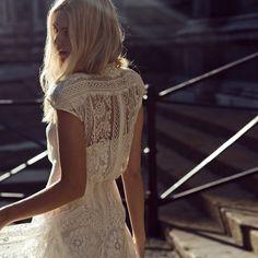 Lover White Magick Dress