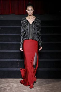 Antonio Ortega Couture Falll Winter 2017 Collection in Paris