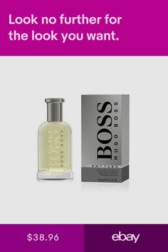 7d21c5157c51 HUGO BOSS Men s Fragrances Health  amp  Beauty  ebay Hugo Boss Cologne