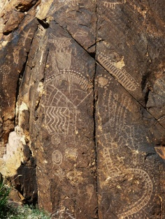 Parowan Gap in Southern Utah. The Crack. Ancient Ruins, Ancient Symbols, Ancient Art, Ancient History, Cedar City Utah, Artwork Display, Glyphs, Caves, Art Studios