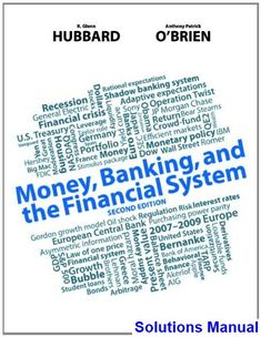 Instant download and all chapters solutions manual database money banking and the financial system 2nd edition hubbard solutions manual test bank solutions fandeluxe Gallery