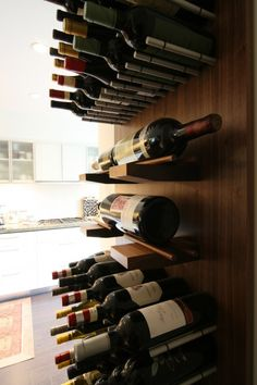 Great ideas for wine storage