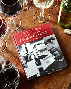 Tommy Bahama - Secrets of the Sommeliers Book  $32.50