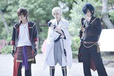 kuryu TsurumaruKuninaga, ShokudaikiriMitsutada Cosplay Photo - WorldCosplay