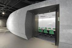 Getronics Experience Centre by VANDAAG=MORGEN, Zoetermeer   Netherlands office design