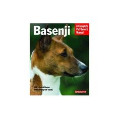 Barrons Books Basenji Pet Owner Manual -- Startling review available here  : Dog Food