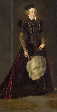Joanna of Austria (1547 - 1578). Daughter of Ferdinand I and Anna of Bohemia and Hungary. She married Francesco I de Medici and had four children.