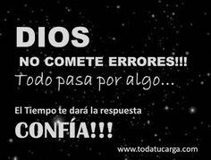 """REFLEXIONES PARA VOS: """"DIOS NO COMETE ERRORES"""" http://reflexionesparavos.blogspot.com/2014/08/dios-no-comete-errores.html?spref=tw Descargue la app reflexiones diarias gratis:  https://app.igenapps.com/pc/2142085"""