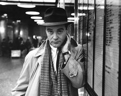 Jack Lemmon in The Apartment.