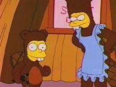 Goat Cartoon, Cartoon Pics, Simpson Wave, Bart Simpson, Santa's Little Helper, Futurama, Mellow Yellow, Dibujo, Amor