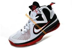 51d513b3279 Basketball Cheap Lebron 9 Shoes Miami Heat Home Scarface 469764 100