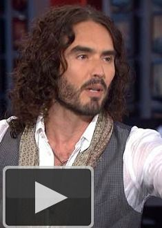 Video of Russell Brand on Morning Joe. He is exactly why i like him