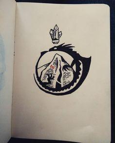 Smaug tattoo design                                                                                                                                                      More