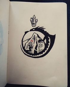 Smaug tattoo design…