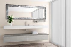 Bighome.sk - Nástenné zrkadlo AMALIE - strieborná 700EUR :(