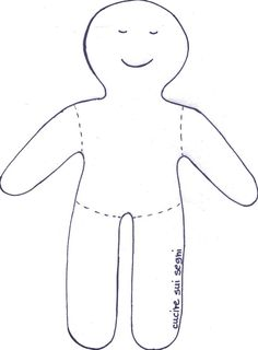 Image Plushie Patterns, Doll Sewing Patterns, Owl Patterns, Sewing Dolls, Doll Clothes Patterns, Baby Knitting Patterns, Stuffed Toys Patterns, Sock Dolls, Felt Dolls
