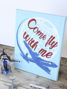 DIY Canvas Art1 | by Blooming Homestead for Silhouette America