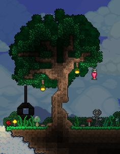 It's all about details : Terraria
