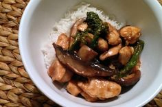 Hoisin kip met broccoli en paddenstoelen | Francesca Kookt (ipv paddestoelen, champigons gebruiken)