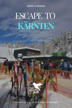 """Wir alle kennen das Gefühl, wenn es am Vorabend geschneit hat und wir vor lauter Freude am liebsten sofort auf den nächsten Berg fahren würden, um zu """"powdern"""".  Diese Verhältnisse findet man auf der Gerlitzen in Kärnten mit Blick auf den Ossiacher See. Mehr auf unserer Homepage :) #kärnten #gerlitzen #skifahren #snowboardfahren #urlaubinkärnten #urlaubinösterreich #winterwonderland #ausflügeinkärnten #ausflügeinösterreich #hierwohntdasglück #ossiachersee Snowboard, Need A Break, Greatest Adventure, Berg, Finding Yourself, Ski, Road Trip Destinations, Glee"""