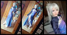 RWBY volume 4 Weiss cosplay